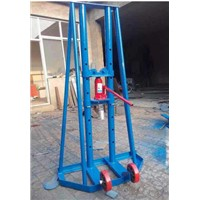 Hydraulic type cable dispenser