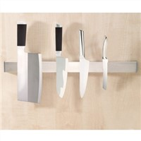 Magnetic Knife Strip / Kitchenware Magnetic Bamboo Knife Block