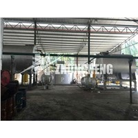 Series BOD Waste Oil Distillation & Converting System for Base Oil
