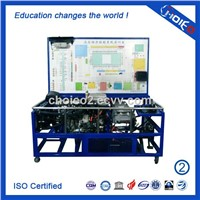 Automotive Hybrid Power System Training Set, Vocational Training Equipment for School Lab