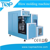 Easy operation one cavity stretch blow moulding machine for 20L jar 5 gallon plastic pet bottle