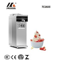 TC282S Mini Soft Ice Cream Machine with Huge Production Capacity