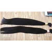 TOP QUALITY 100% VIRGIN RAW HUMAN HAIR