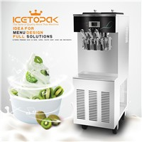 floor stand model frozen yogurt machine IP482S
