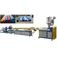 High Efficiency ABS Pipe Plastic Extruder Machine