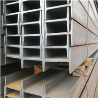 Hot rolled steel profile H beam, black or galvanized, HEA, HEB, IPBL, IPB