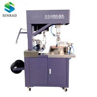 automatic winding and binding machine for wire cable tying