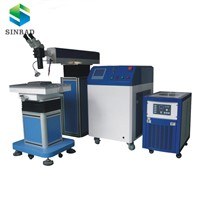 automatic laser welding machine for metal mould