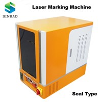 sealed style laser marking machine