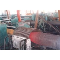 pipetube/ expanding machine  with automatic feeding device