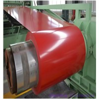 Pretainted galvanised steel coils PPGI coils from China supplier