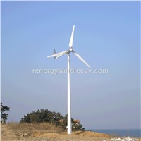variable pitch wind turbine for home use