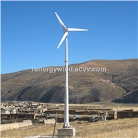 Horizontal axis wind generator 10kw price