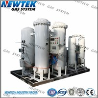Nitrogen Gas Air Separation Plant