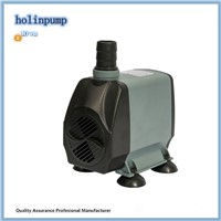 12 volt popular submersible water pump fountain pump HL-8000M