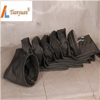 Carbon Black Non Alkali E-PTFE Fiberglass Dust Filter Bag