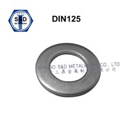 DIN 125 flat washers