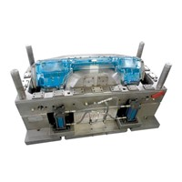 Plastic Injection Mold And Die Casting Mold