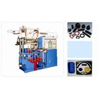 Rubber Injection Molding Press Machine(Cold Runner Type)
