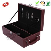 Wine wood box(High quality)
