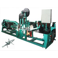 Double Twisted Barbed Wire Machine with factory price