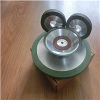 Resinoid grinding wheel and resin diamond wheel for magnetic material