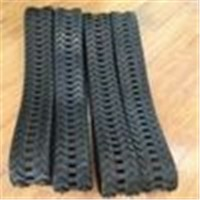 Small blue/black Agriculture Rubber Track PY-A123