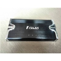High power car audio amplifier 100.4 AB class