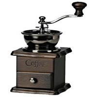 Manual coffee grinder mill coffee maker