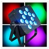 12pcs 15W RGBAW UV 6 Color Battery Wireless Bar LED Stage Light,Wireless DJ up Light