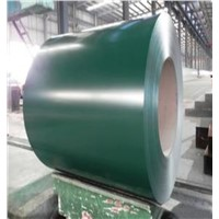 Prepainted cold rolled galvanized steel coils 0.15x1200mm for building materials
