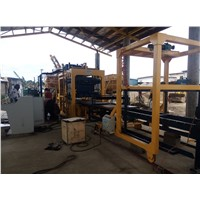 QT8-15 Concrete Brick Making Machine Price in Fiji Hollow Block