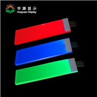 RGB LED backlight for lcd display module