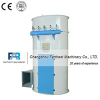 Dust Removal Equipment For Fish Feed Mill Plant