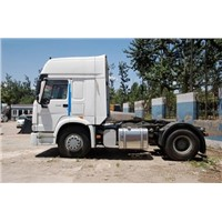 Sales HOWO 4*2 Tractor Truck with high roof