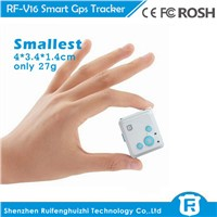 go everywhere gps personal tracker/gps gsm programmable/global smallest gps tracking device