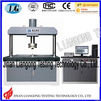 universal well lid/well cover/manhole cover compression testing machine