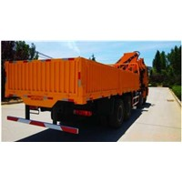 Buy HOWO Truck with Crane from China