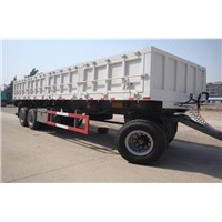 Sales 3 Axle Full Trailer to Angola