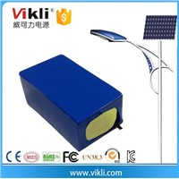 Vikli rechargeable lithium 24V battery 40AH