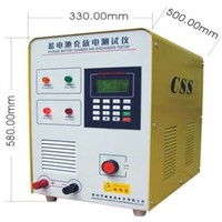 Storage Battery Charge and Discharge Tester