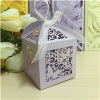 French Candy Gift Box Sweet Boxes for Weddings favor boxes