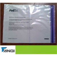 PP film Self Adhesive Packing List Envelope