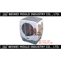 Plastic Air Cooler  Injection Mould