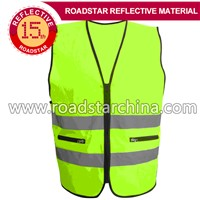 R-BX05 model mens outdoor safety vest,riding vest with reflective effect