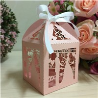 Wedding Gifts For Guests Beautiful Pink Wedding Gift Candy Boxes