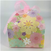 custom made empty wedding candy gift boxes with lids gift box wedding