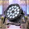 5 in 1 Die Casting Aluminum Par,18pcs RGBAW DJ Par Light,LED Party Decorative Light