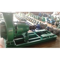 IHF 300-250-400 Lined in Fluroroplastic centrifugal pump