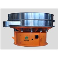 Grain particle high efficiency  vibration rotatory sieving machine